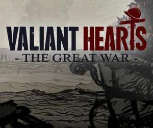 Valiant Hearts : The Great War sur PC (Dématérialisé - Uplay)