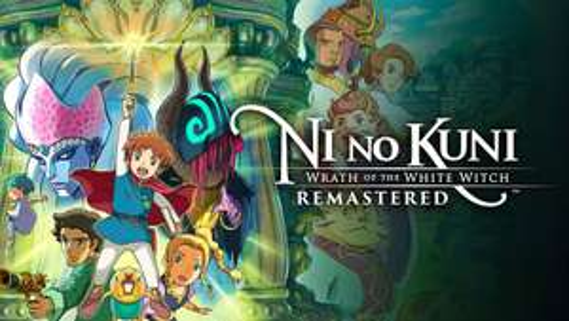 Ni no Kuni: Wrath of the White Witch Remastered sur PC (Dématérialisé - Steam)