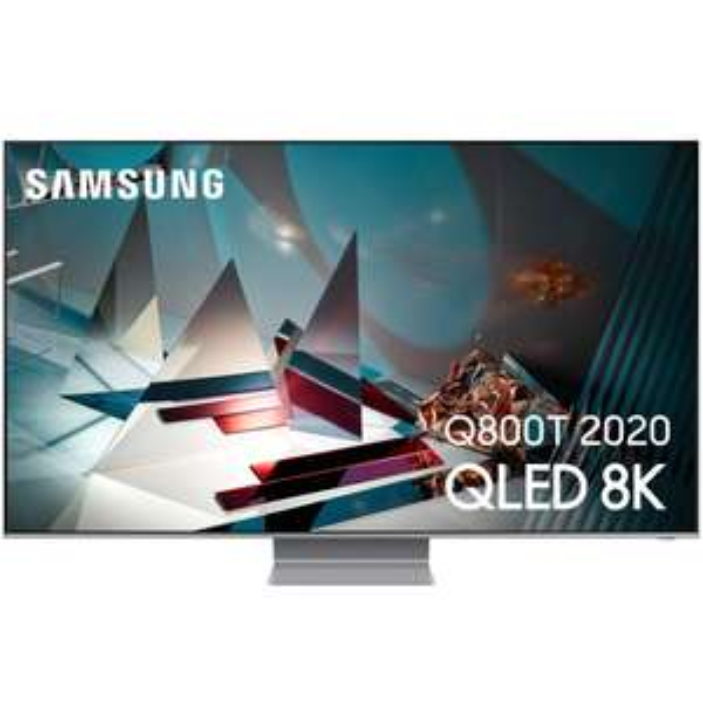 "TV 82"" Samsung QE82Q800TA - QLED & Full LED, 8K, 100 Hz, Quantum HDR 2000, FreeSync Premium, HDMI 2.1, 4500 PQI, Smart TV (Via ODR 978.80€)"