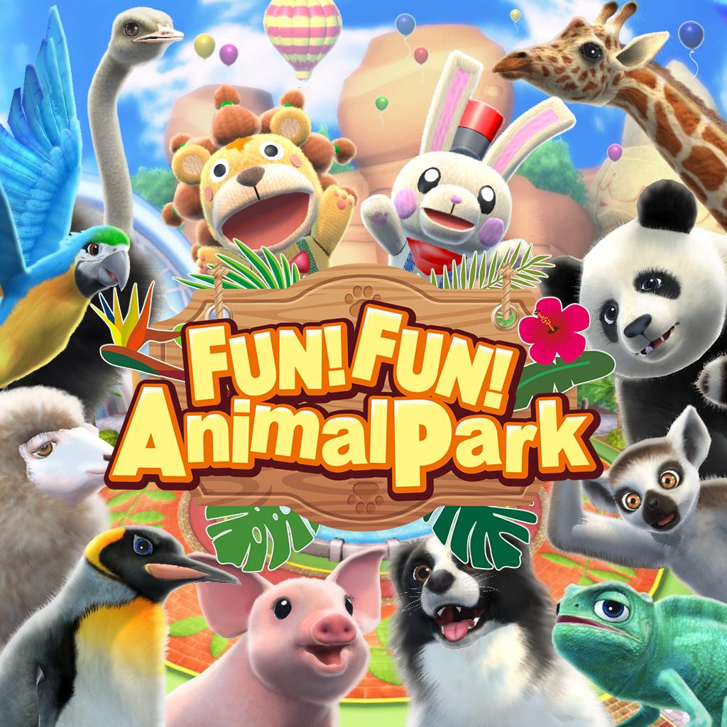 Fun! Fun! Animal Park sur Switch (dématérialisé)