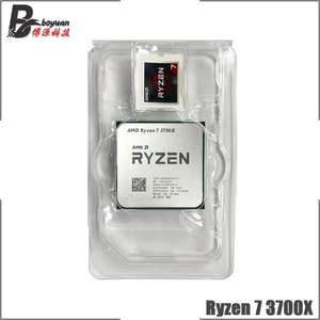 Processeur AMD Ryzen 7 3700X (Sans ventirad)
