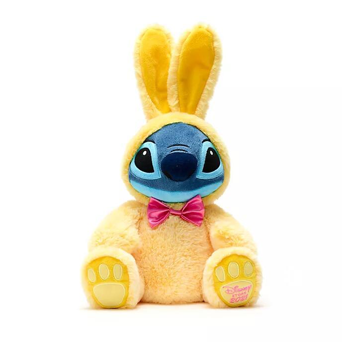 50% de réduction sur une sélection de peluches de Pâques - Ex : Stitch de Pâques
