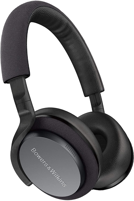 Casque sans fil Bowers & Wilkins PX5 - Bluetooth aptX HD, Réduction de bruit active (Gris ou Bleu)
