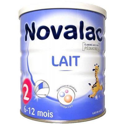 Lait 2ème âge Novalac (800g)