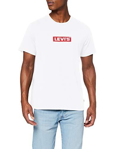 Tee T-Shirt Homme Levi's Boxtab Graphic - taille XXS à 3XL