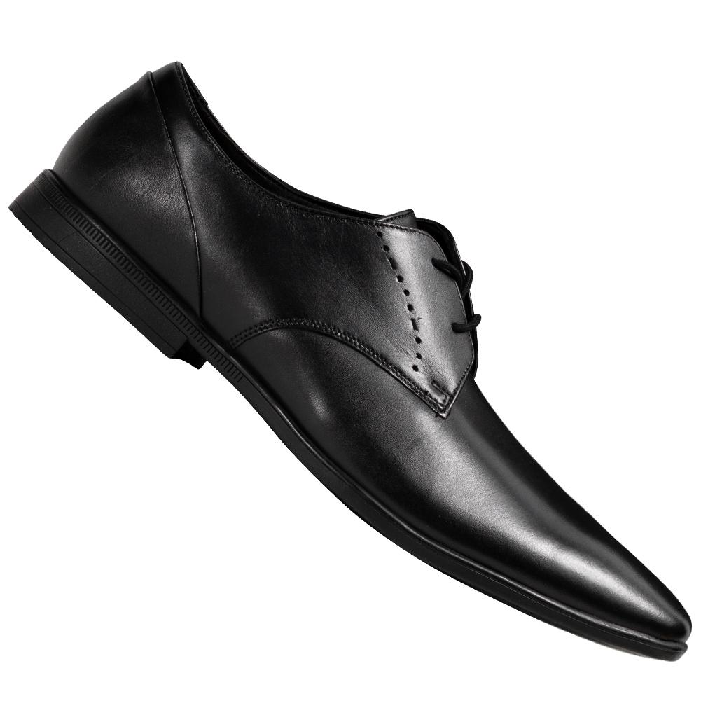 Chaussures en cuir Homme Clarks Bampton Lace Casual - Tailles au choix