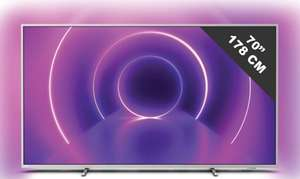 "TV 70"" Philips The One 70PUS8505 - 4K UHD, Ambilight 3 côtés, Smart TV"
