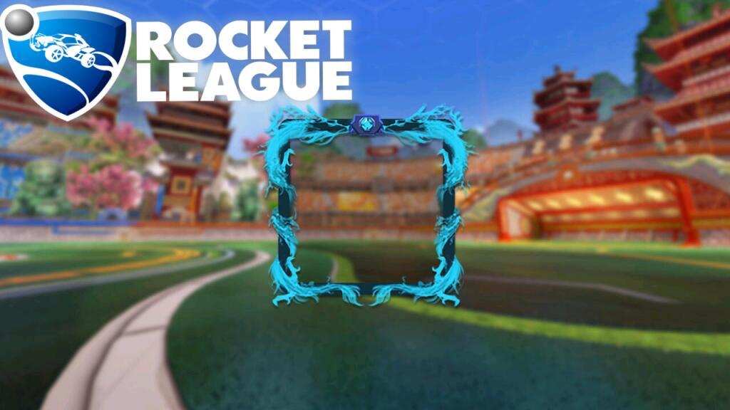 """Cadre d'avatar """"Shen"""" gratuit sur Rocket League (Dématérialisé - Console & PC)"""