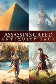 Sélection de jeux vidéo Assassin's Creed sur Xbox One en promotion (dématérialisés, store BR) - Ex : AC Antiquity Pack: Origins + Odyssey