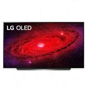 """TV 55"""" LG OLED55CX6 - 4K UHD, HDR 10 Pro, 100 Hz, OLED, Dolby Atmos & Vision IQ, Smart TV (Frontaliers Suisse)"""