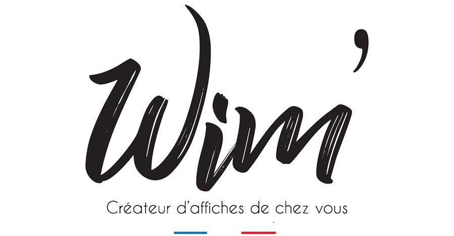 3 affiches achetées = 1 offerte (wim-shop.fr)