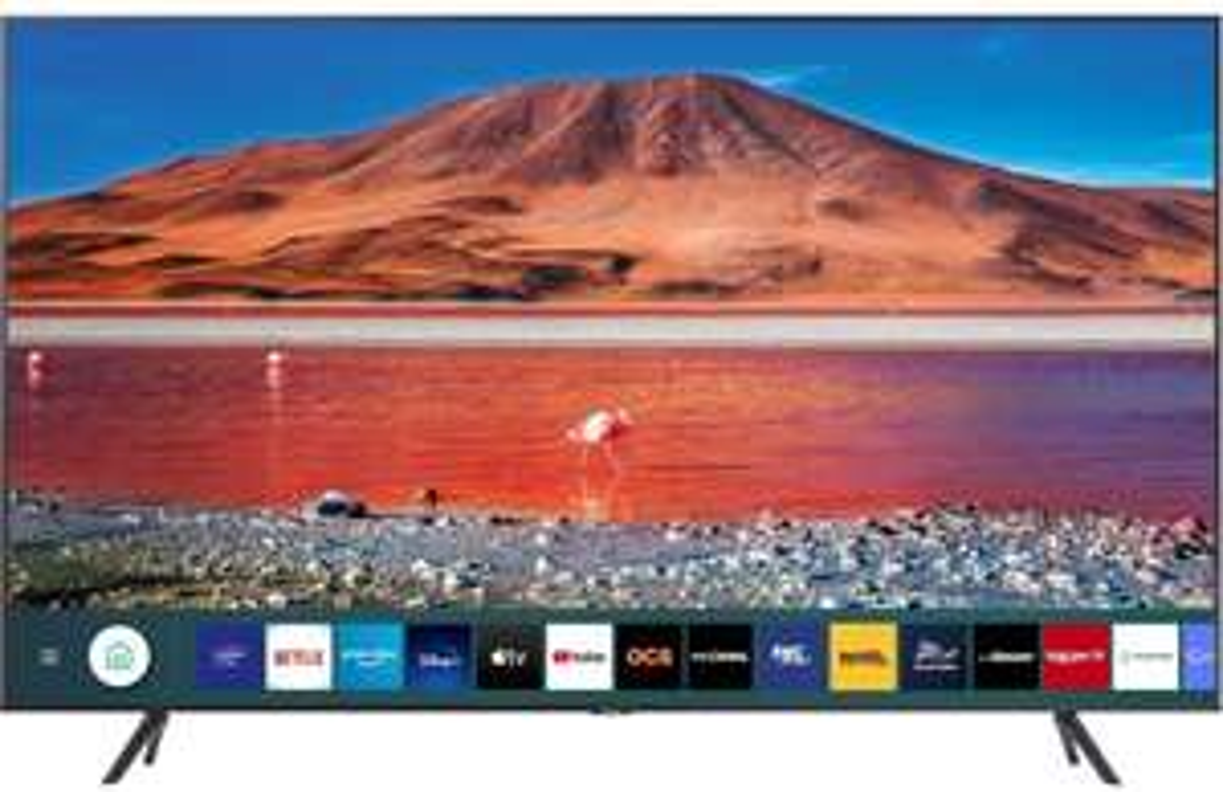 "TV 70"" Samsung 70TU7125 - 4K UHD, LED, Smart TV"