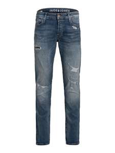 Jean slim Jack & Jones Glenn Icon JOS 241 50SPS - bleu denim (du 27/30 au 33/30)