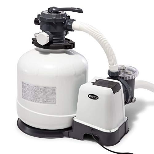 Pompe filtrante à sable Intex 3200 GPH - 10 m³/h