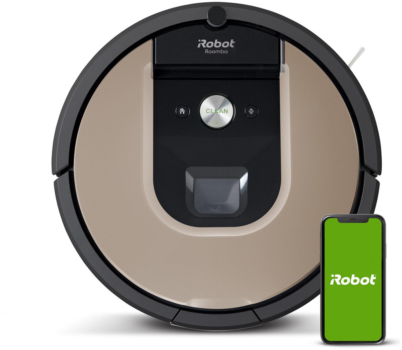 Aspirateur robot connecté iRobot Roomba 976