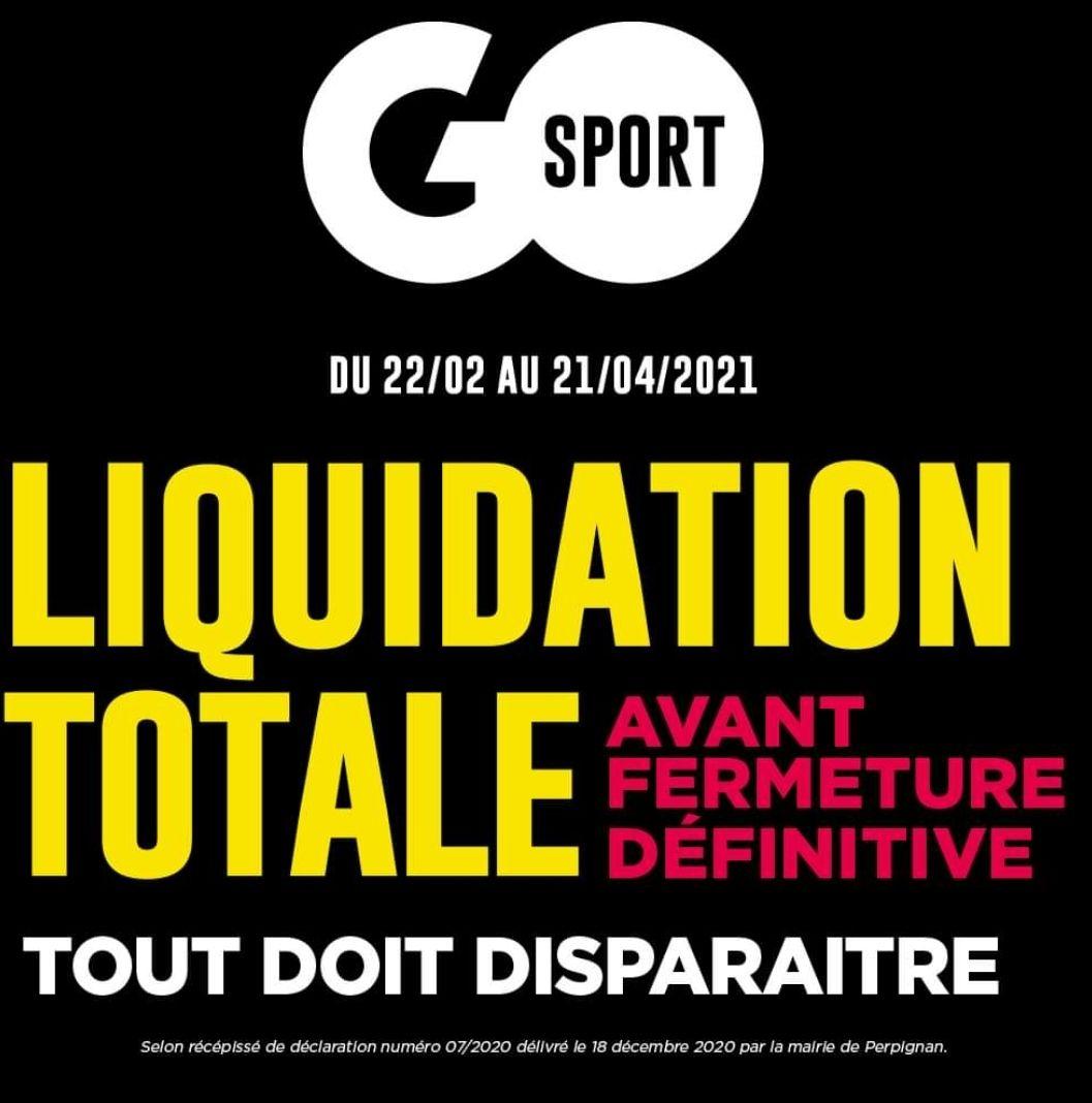 Liquidation totale avant fermeture - Perpignan (66)