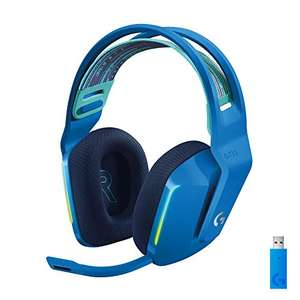 Casque audio Gaming sans-fil Logitech Lightspeed G733 - Bleu