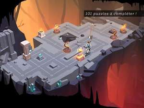 Sélection de jeux Square Enix (IOS) en promotion. Ex:Lara Croft GO sur iOS