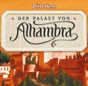 Jeu de cartes Alhambra sur Android