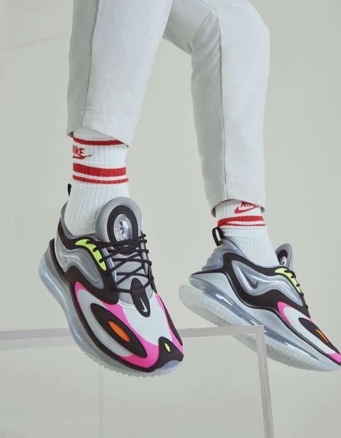 Paire de chaussures Nike Air Max Zephyr pour Homme - Tailles 41 à 46