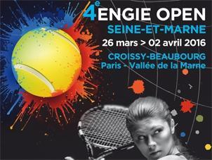 Billets gratuits pour l'Open de tennis féminin de Seine-et-Marne
