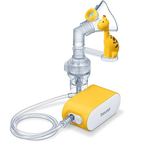 Inhalateur / nébuliseur de médicaments pour bébé & enfant Beurer IH 58 Kids