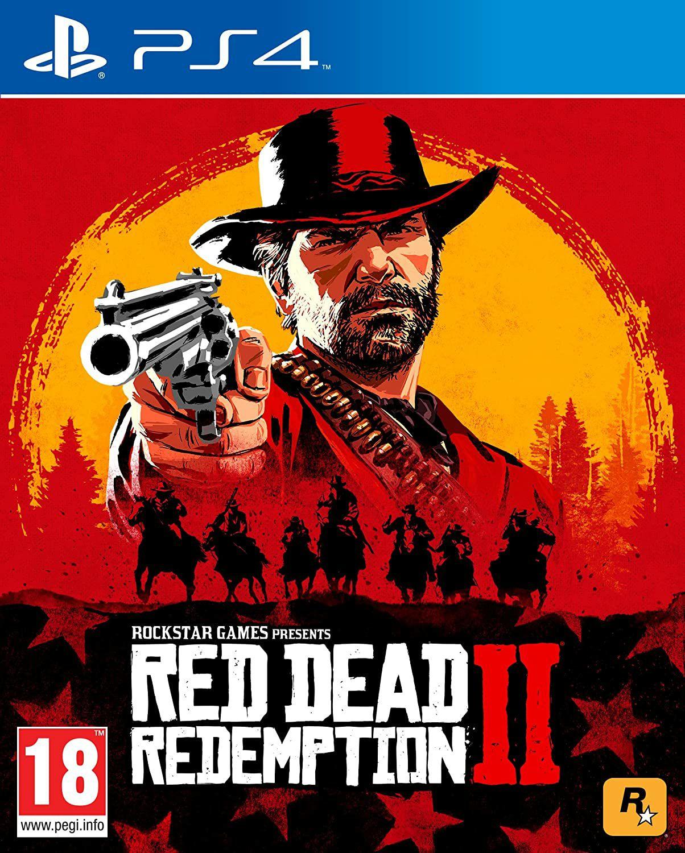 Sélection de jeux vidéo en promotion - Ex : Red Dead Redemption 2 sur PS4 ou Xbox One