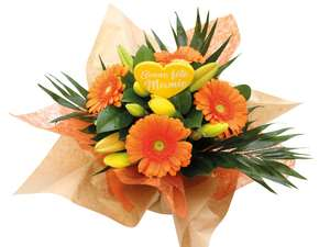 Sélection de bouquets & compositions de fleurs en promotion - Ex : bouquet de 19 à 22 tiges (28 cm)