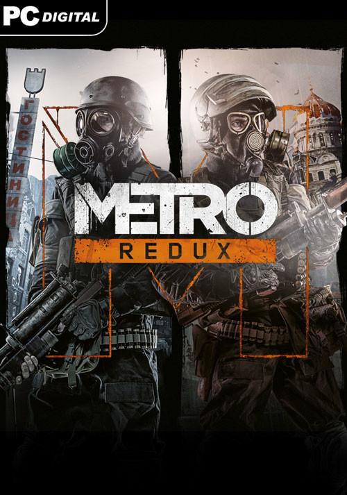 Metro Redux Bundle: Metro Last Light + Metro 2033 sur PC (Dématérialisé - Steam)