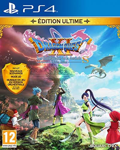 Jeu Dragon quest XI S sur PS4