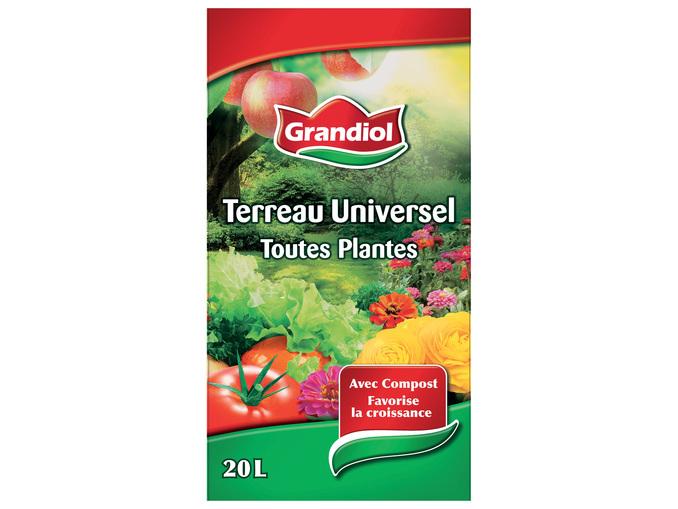 Terreau universel Grandiol - 20L