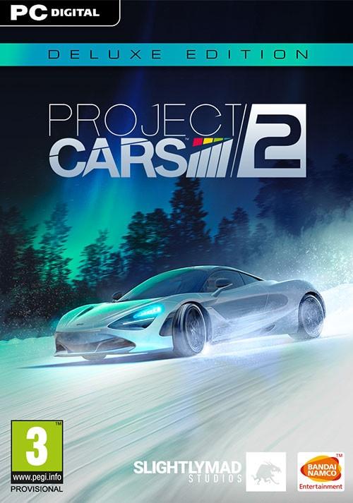 Project Cars 2 Deluxe Edition sur PC (Dématérialisé - Steam)