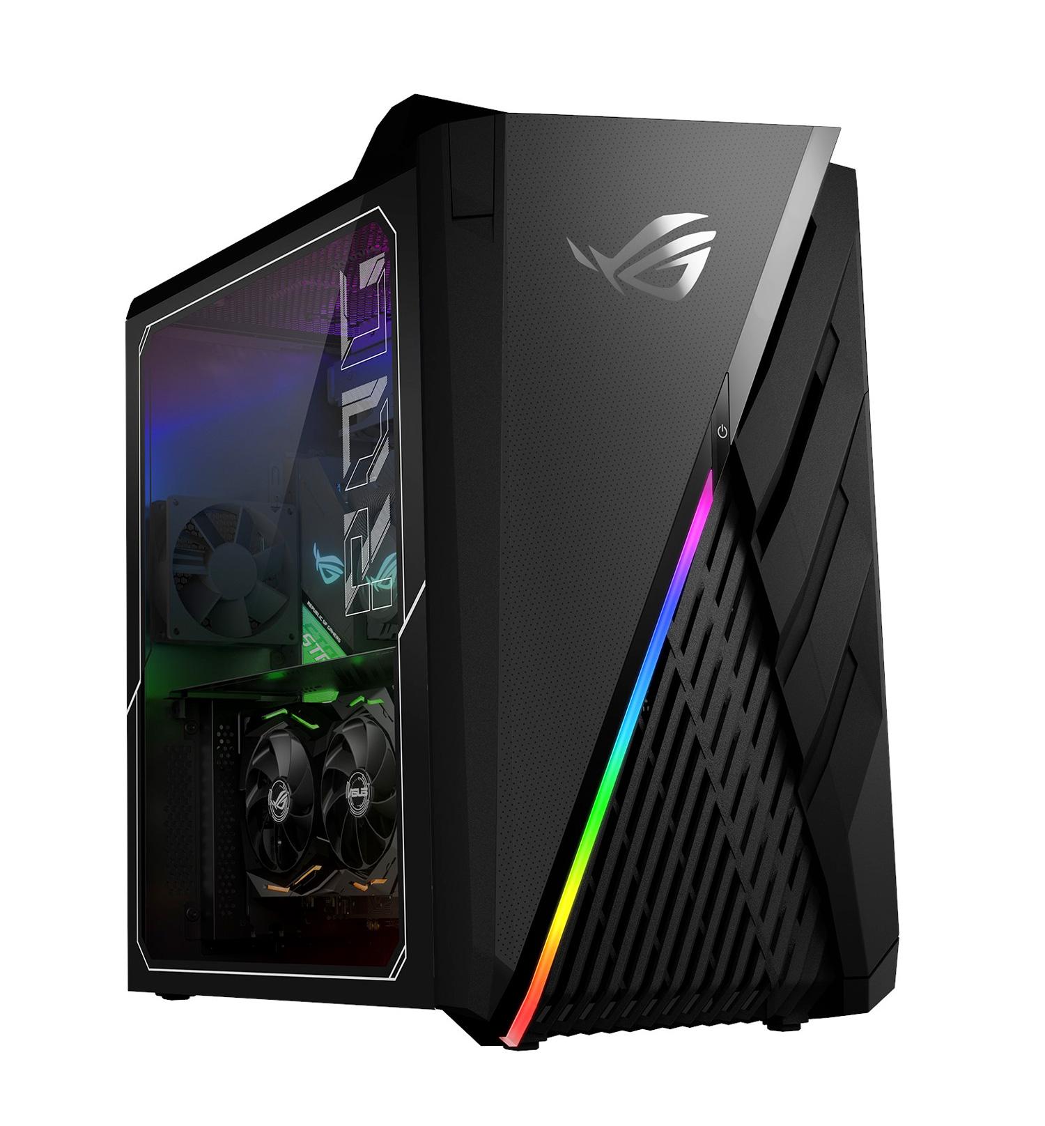 Tour PC Asus ROG Strix GA35DX-FR141T - Ryzen 7-3700X, RAM 32 Go, RTX 3080 (10 Go), SSD 1 To, Windows 10