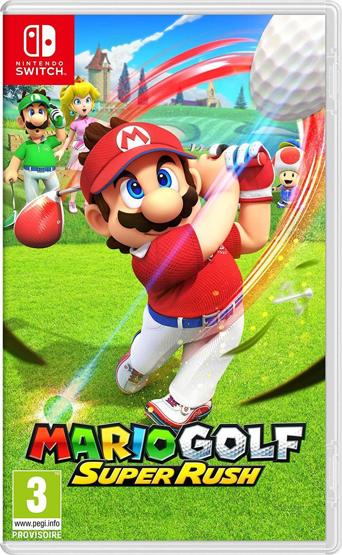 [Pré-commande] Mario Golf: Super Rush sur Nintendo Switch
