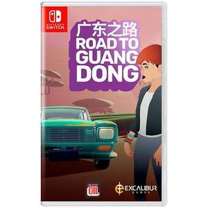 Road to Guang Dong sur Nintendo Switch