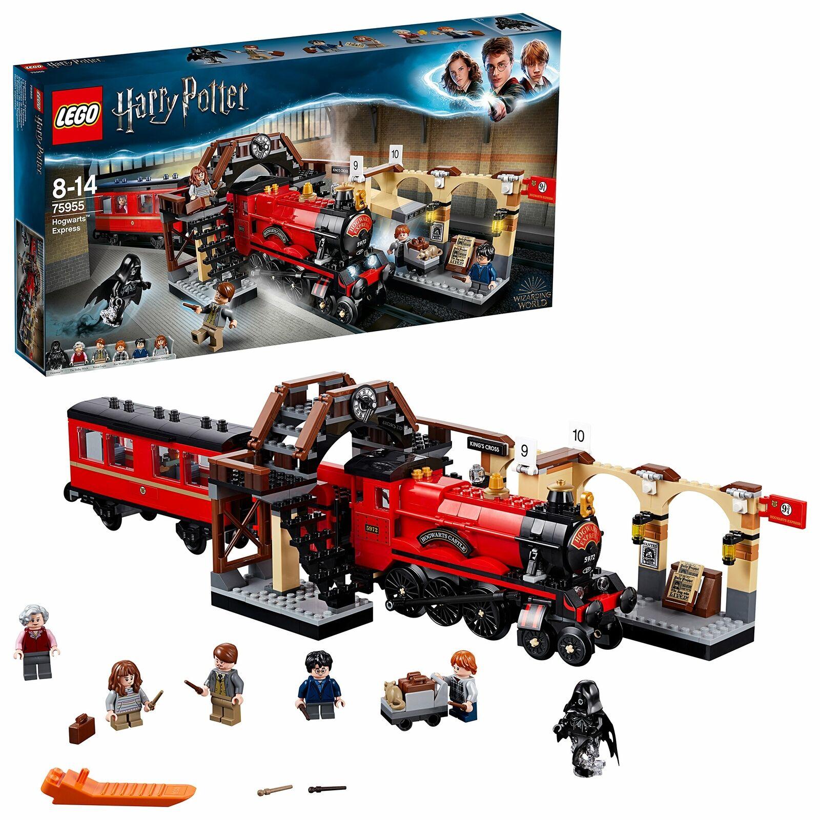Lego Harry Potter - Poudlard Express (75955)