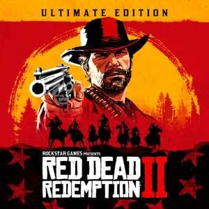 [PS+] Red Dead Redemption 2 : Édition Ultime sur PS4 (Dématérialisé)