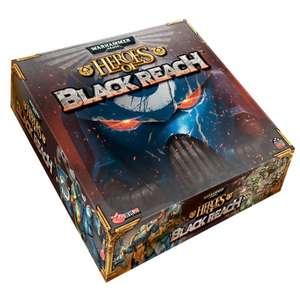 Jeux de société Heroes Black Reach en promotion - Ex : Boîte de base