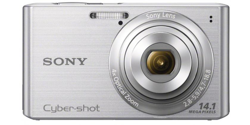 Appareil photo numérique Sony W610 14,1Mpix gris - Reconditionné