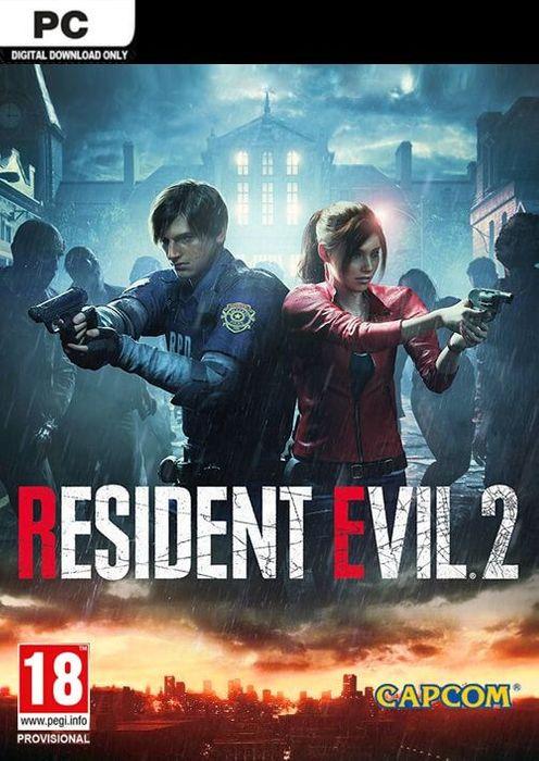 Resident Evil 2 Remake sur PC (Dématérialisé - Steam)