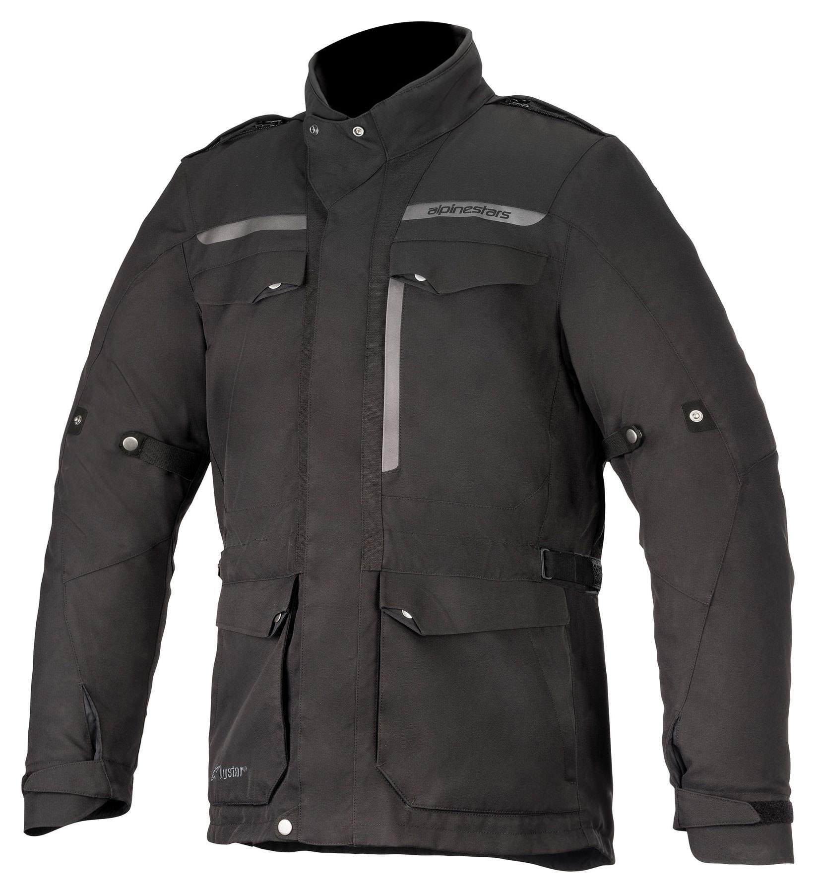 Veste moto textile Alpinestars Barcelona Drystar - Tailles et couleurs au choix
