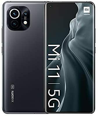 """Smartphone 6.81"""" Xiaomi Mi 11 5G - 8Go Ram, 128 Go (via coupon)"""