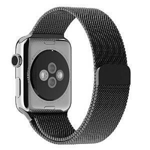 Bracelet à fermoir magnétique pour Apple Watch (42 mm)