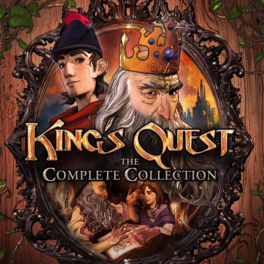 King's Quest Édition Intégrale sur PS4 (Dématérialisé)