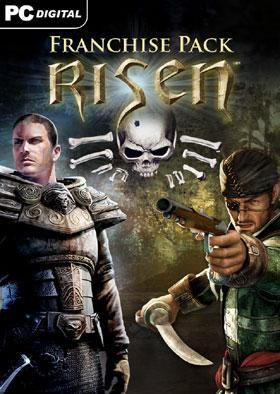 Pack Risen + Risen 2: Dark Waters + DLCs sur PC (Steam)