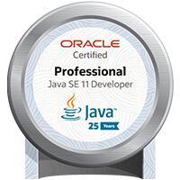 Formation officielle et certification Java SE 11 (Dématérialisé - Anglais) - oracle.com