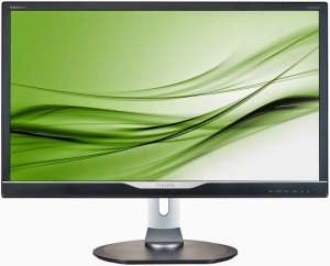 "Ecran PC 28"" Philips P-line 288P6LJEB - 4K UHD, Dalle TN, 75 Hz, 5 ms, VGA, DVI, HDMI et DP (compumsa.eu)"