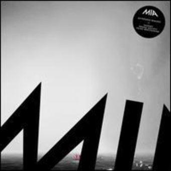 """Vinyle M.I.A Bittersüss Maxi 12"""" (Vendeur tiers, frais de port inclus)"""