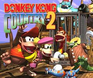 Donkey Kong Country 1 & 2 sur Nintendo 3DS