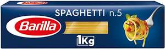 Lot de 3 paquets de 1kg de pâtes Barilla - Variétés au choix (3 x 1kg)
